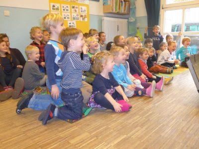 Kinder&Erzieherinnen - Kindergarten Purzelbaum