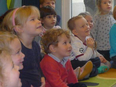 Kinder - Kindergarten Purzelbaum